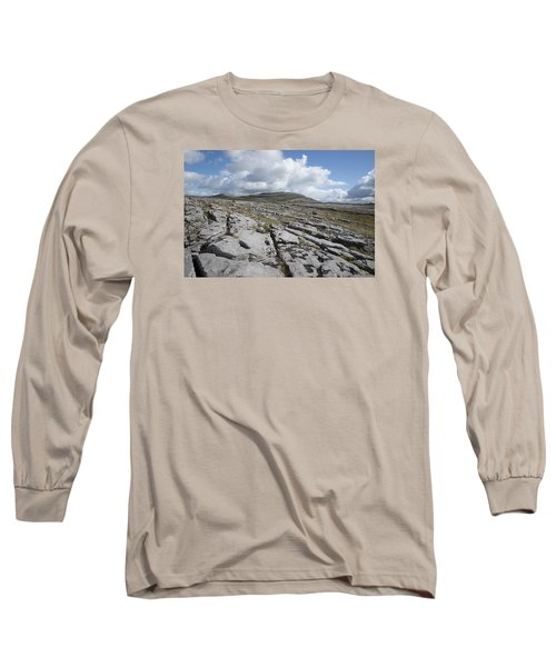 The Burren National Park Long Sleeve T-Shirt