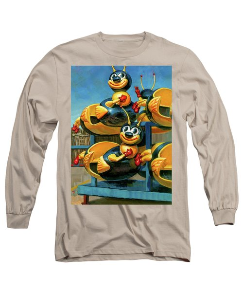 The Buzz Long Sleeve T-Shirt