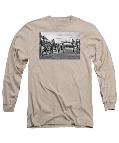 The Carnival Street Long Sleeve T-Shirt