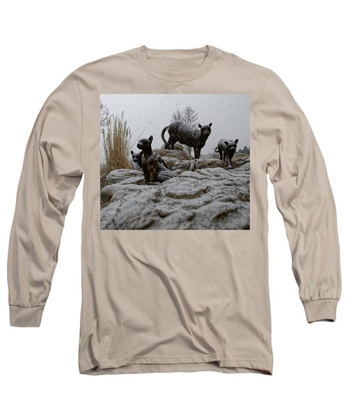The Cats Long Sleeve T-Shirt