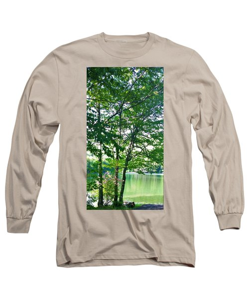 The Catskills Long Sleeve T-Shirt