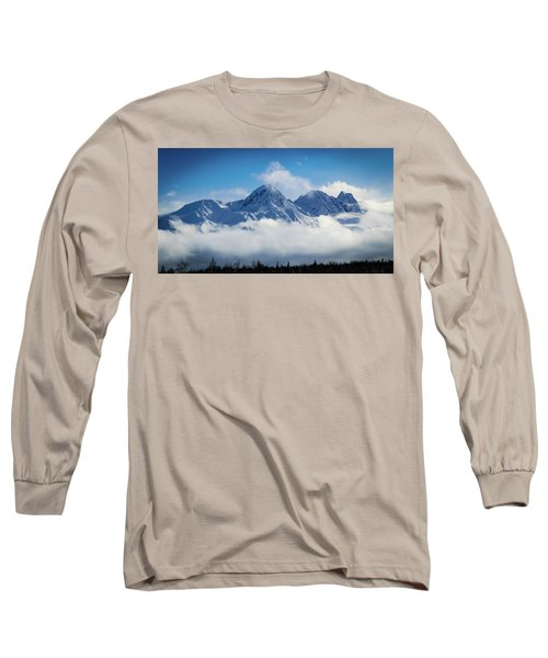 The Chugachs Long Sleeve T-Shirt