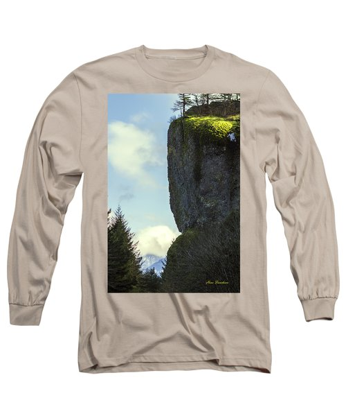 The Cliff Signed Long Sleeve T-Shirt