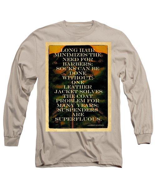 The Coat Problem Long Sleeve T-Shirt