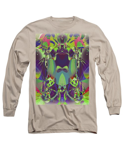 The Color Mask Long Sleeve T-Shirt