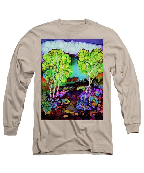 The Colors Of Colorado Long Sleeve T-Shirt