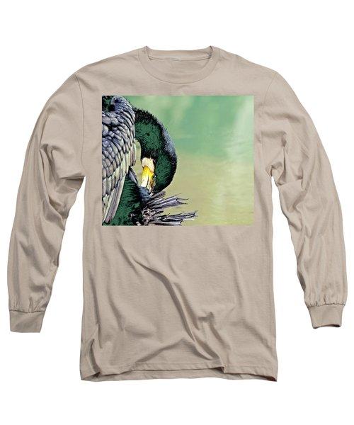 The Cormorant Long Sleeve T-Shirt