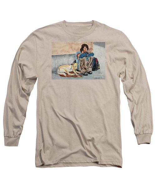 The Corner - La Esquina Long Sleeve T-Shirt