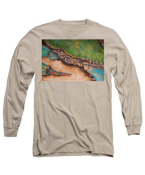 The Crab Long Sleeve T-Shirt