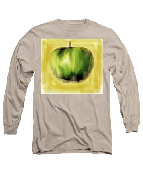 The Creative Apple  Long Sleeve T-Shirt