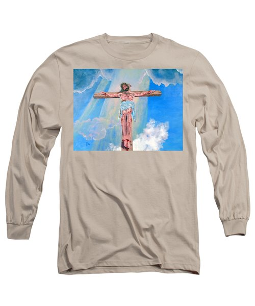 The Crucifixion Daytime Long Sleeve T-Shirt