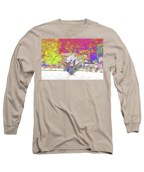 The Cube Long Sleeve T-Shirt
