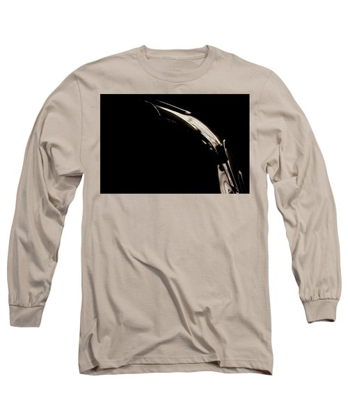 Long Sleeve T-Shirt featuring the photograph The Curve by Paul Job