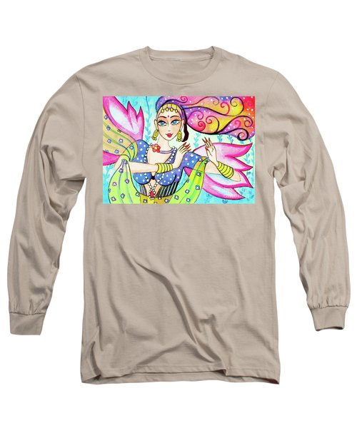 The Dance Of Pari Long Sleeve T-Shirt