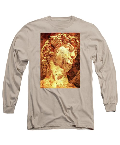 The David By Michelangelo Long Sleeve T-Shirt