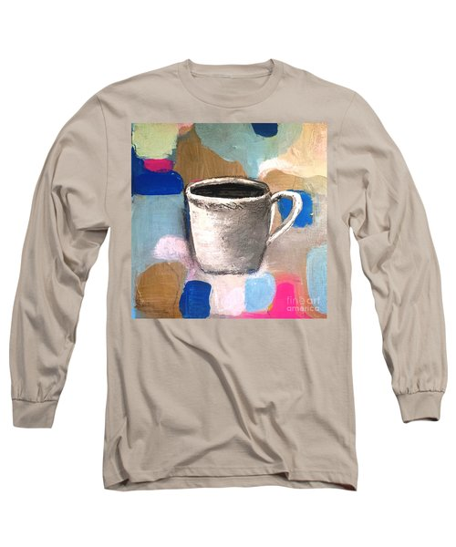 The Day Begins After Coffee Long Sleeve T-Shirt