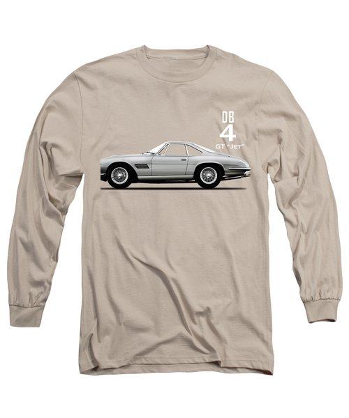 The Db4gt Jet Long Sleeve T-Shirt by Mark Rogan