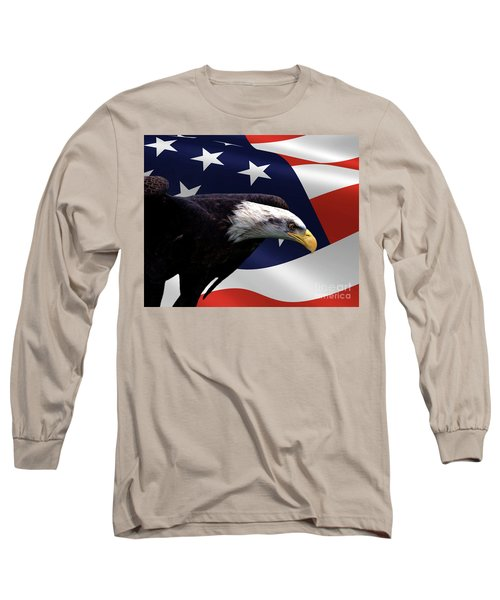 The Defender Long Sleeve T-Shirt