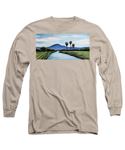 The Delta Long Sleeve T-Shirt
