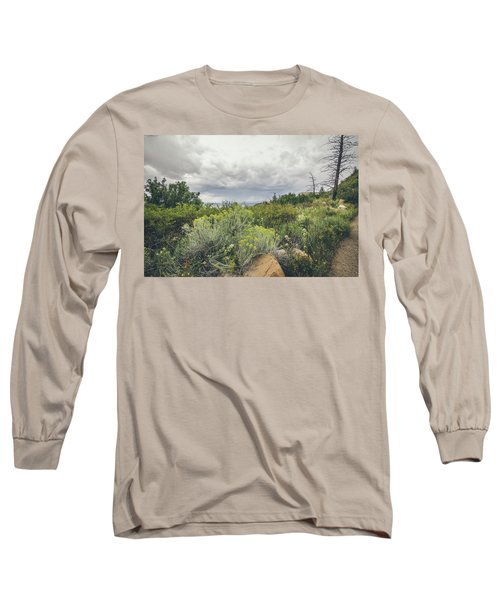 The Desert Comes Alive Long Sleeve T-Shirt