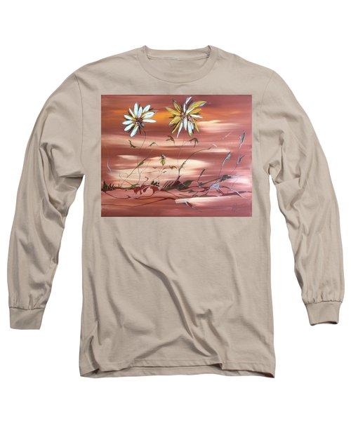 The Desert Garden Long Sleeve T-Shirt