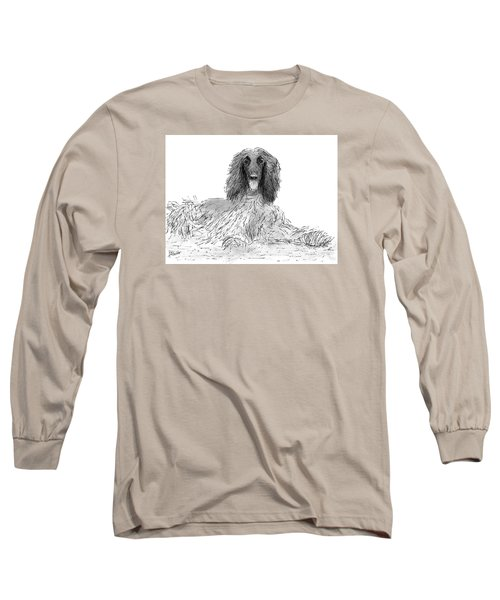 The Diva Long Sleeve T-Shirt