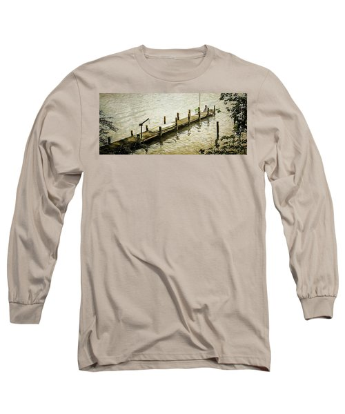 The Dock Long Sleeve T-Shirt
