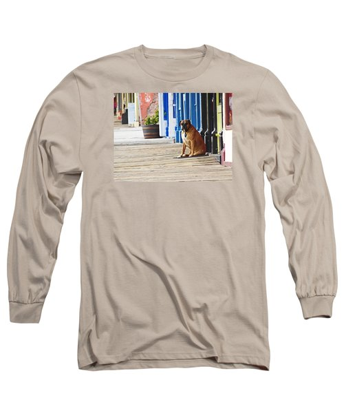 The Doorman Long Sleeve T-Shirt