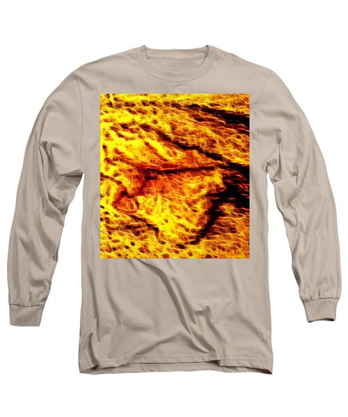 The Eagle Is Angry Long Sleeve T-Shirt