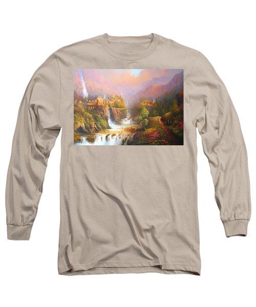 Kingdom Of The Elves Long Sleeve T-Shirt
