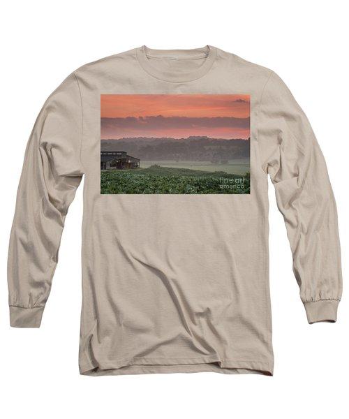 The English Landscape 2 Long Sleeve T-Shirt