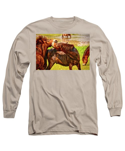 The Fight Long Sleeve T-Shirt