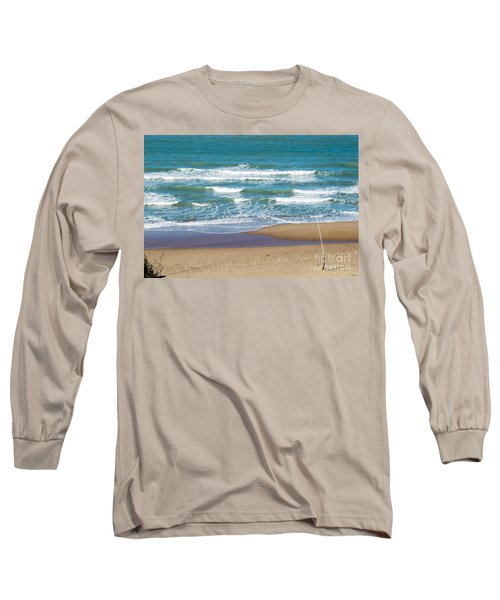 The Fishing Pole Long Sleeve T-Shirt