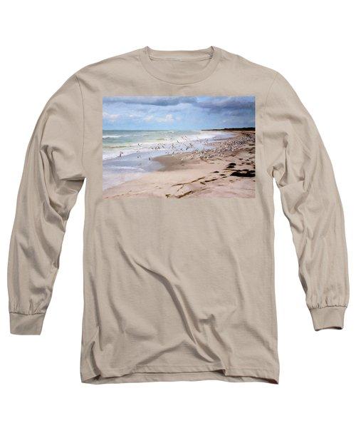 The Flock Long Sleeve T-Shirt