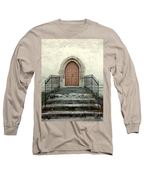 The Fortress Church's Side Door  Long Sleeve T-Shirt