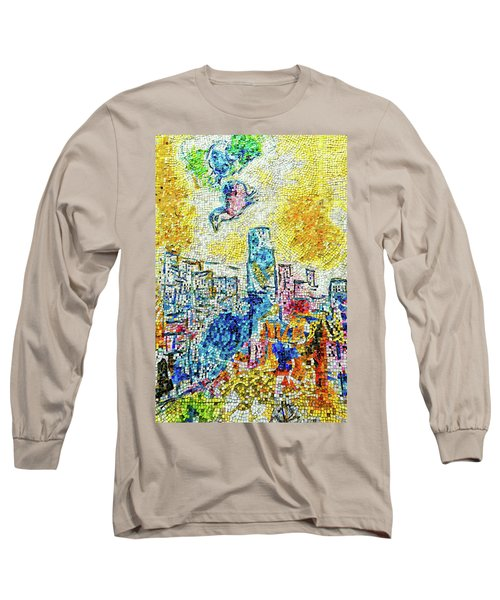 The Four Seasons Chicago Portrait Long Sleeve T-Shirt