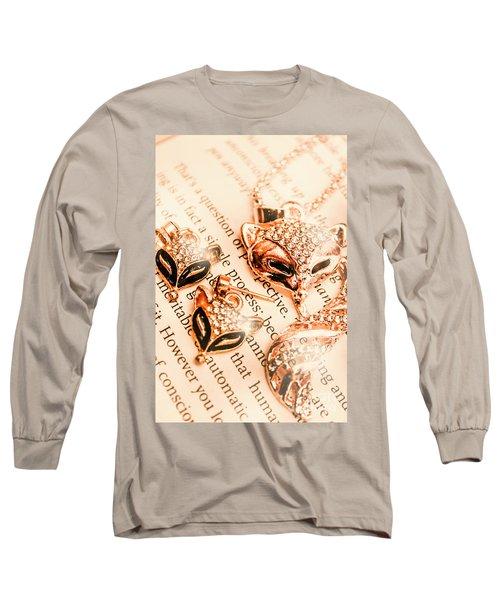The Fox Tale Long Sleeve T-Shirt
