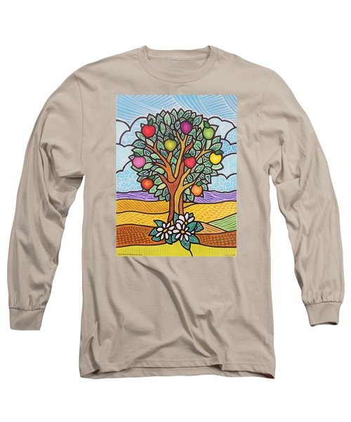 The Fruit Of The Spirit Tree Long Sleeve T-Shirt