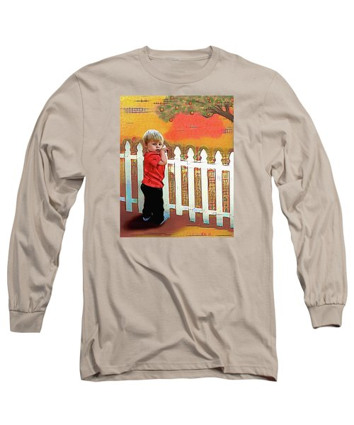 The Garden Long Sleeve T-Shirt