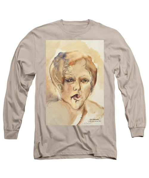 The Gentle Listener Long Sleeve T-Shirt