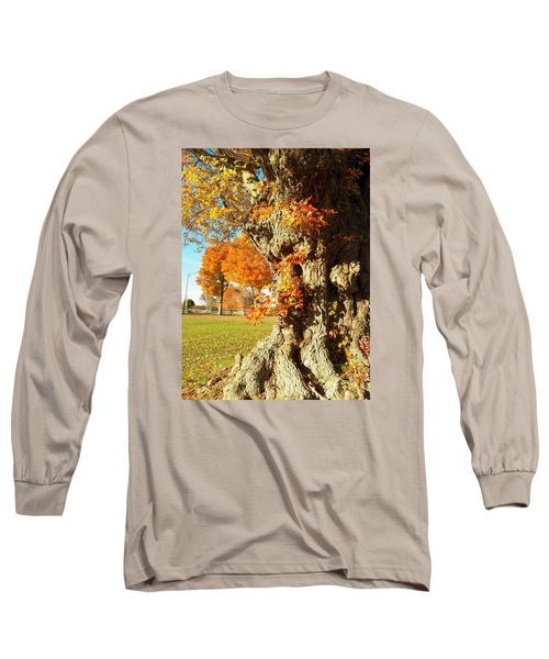 The Gnarly Tree Long Sleeve T-Shirt