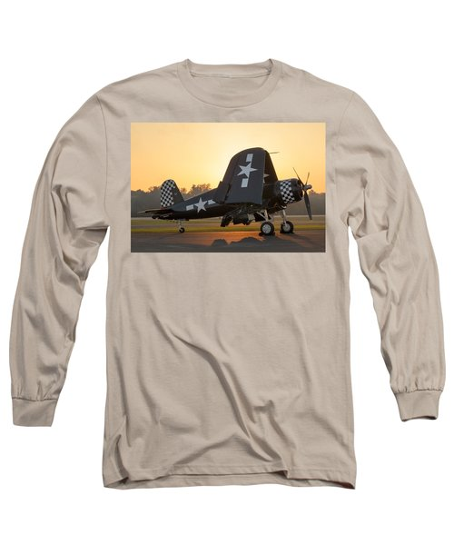The Gold Standard Long Sleeve T-Shirt