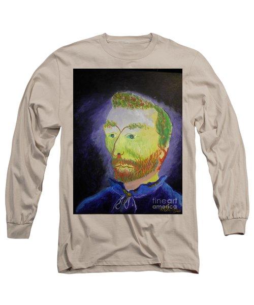 The Golden Coalminer Long Sleeve T-Shirt