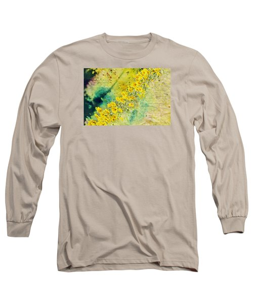 Long Sleeve T-Shirt featuring the photograph The Good With The Bad by Lila Fisher-Wenzel