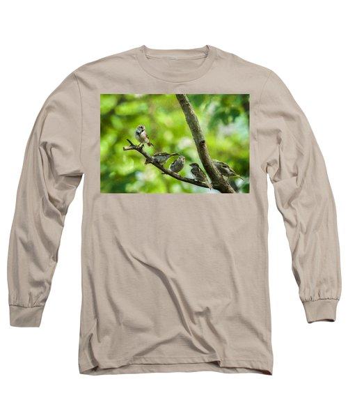 The Gossip Branch Long Sleeve T-Shirt