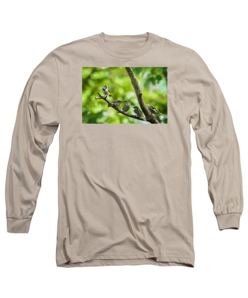 The Gossip Branch Long Sleeve T-Shirt