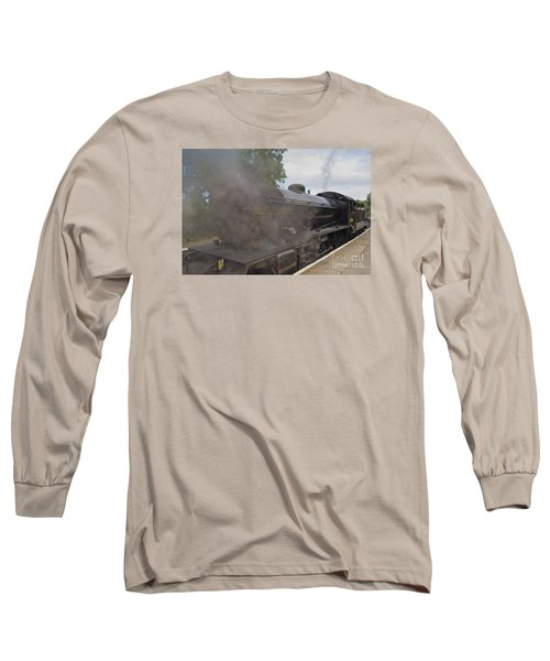 The Grand Marquess Long Sleeve T-Shirt by David  Hollingworth