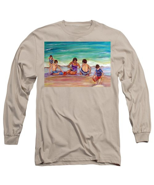 The Grands Long Sleeve T-Shirt by Patricia Piffath