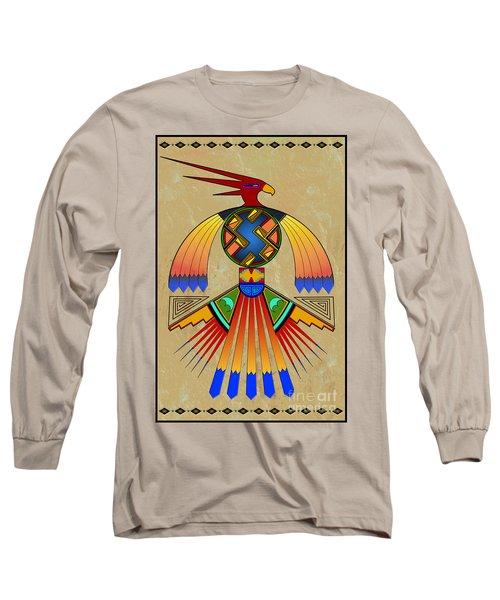 The Great Bird Spirit Long Sleeve T-Shirt