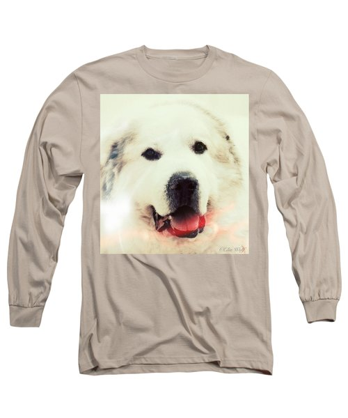 The Great Pyrenean Long Sleeve T-Shirt